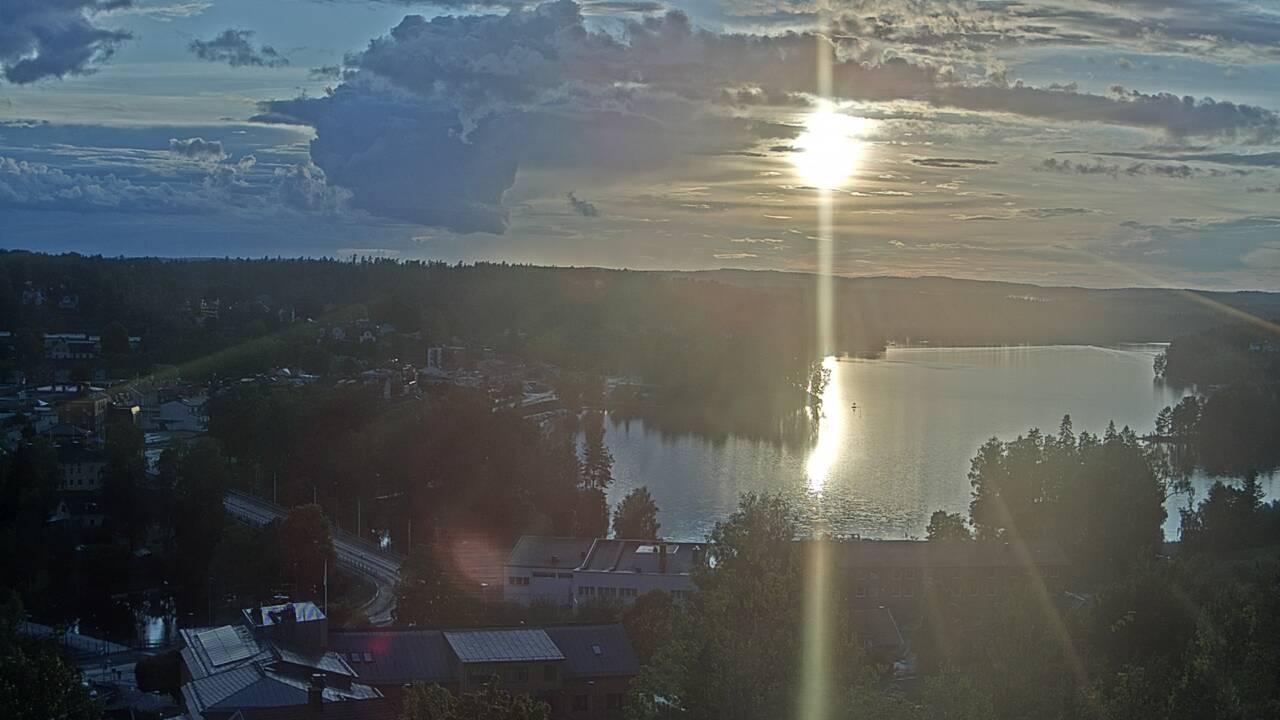 Webcam Bengtsfors, Bengtsfors, Dalsland, Schweden
